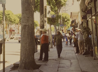 A sound walk through the changing street economy of Boyle Heights